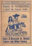 Est+¦ria de Mariquinha e Jos+® de Souza Le+úo