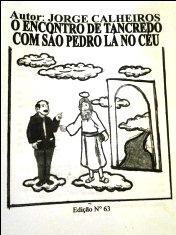 O Encontro de Tancredo com S+úo Pedro l+í no c+®u