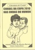 Cordel da copa 2010 nas ondas do humor